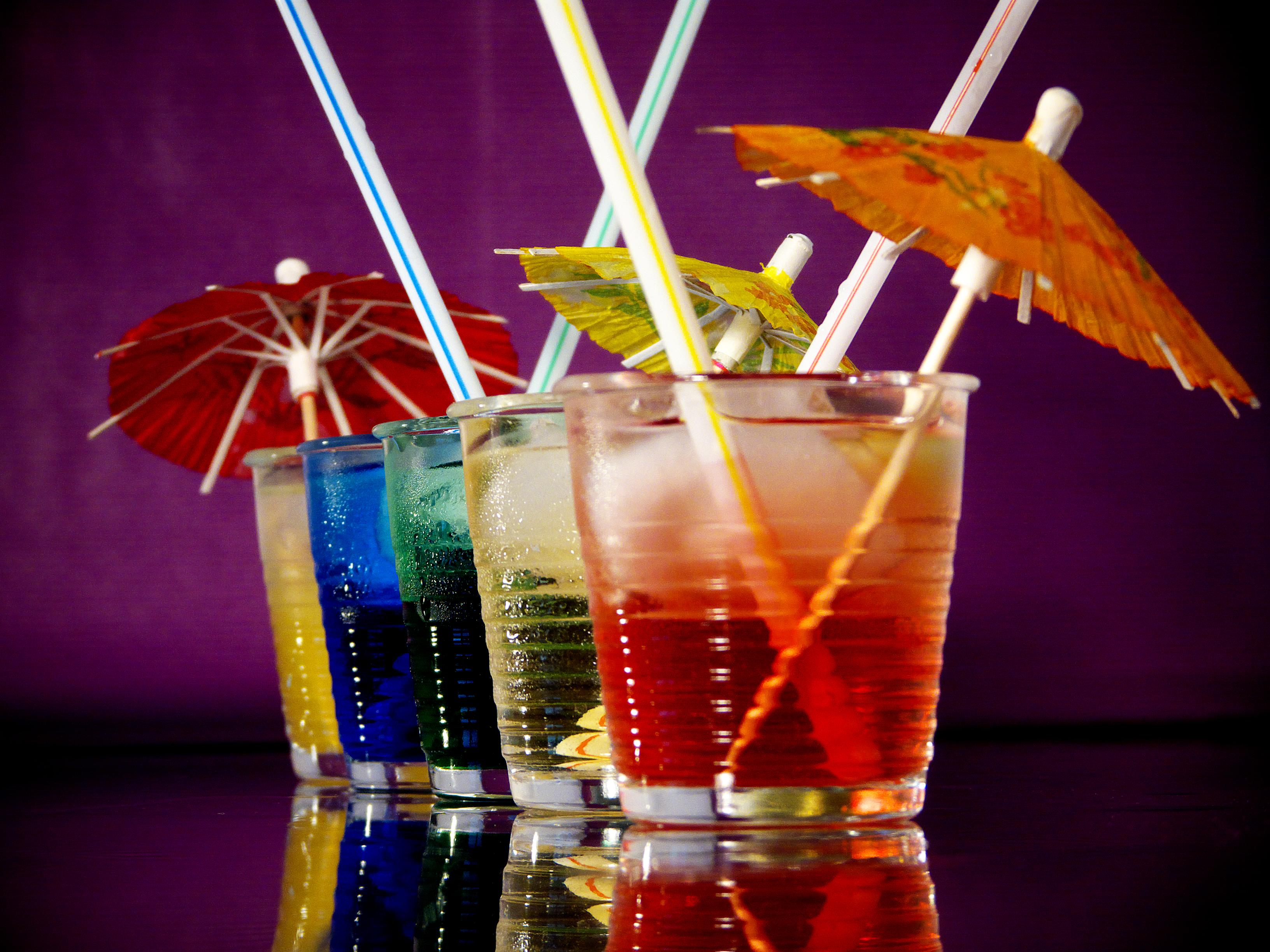 Notre carte des boissons du Tutti-Frutti